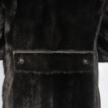 Куртка - трансформер мужская из норки